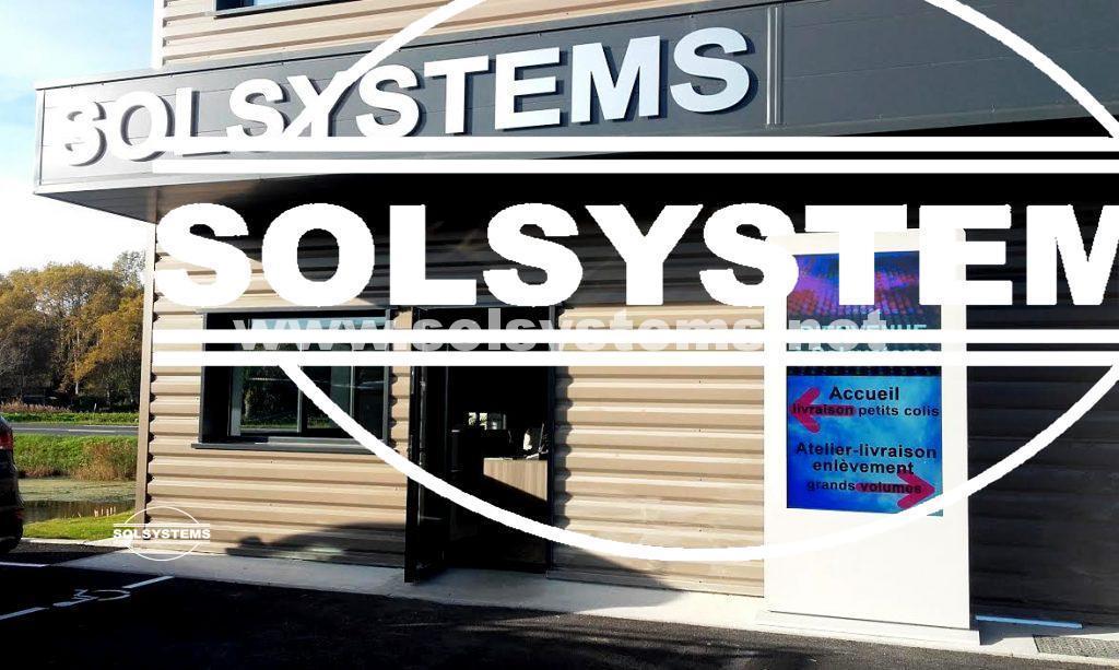 nouveaux locaux Solsystems Lahonce