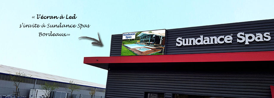 écran led panneau led Solsystems DisplaySystems