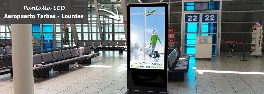 pantalla LCD Solsystems